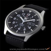 SEIKO MILITAR GRANDE SNZG15J1 MADE IN JAPAN