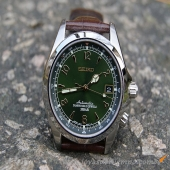 SEIKO ALPINISTA SARB017 ZAFIRO MADE IN JAPAN