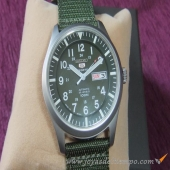 SEIKO MILITAR GRANDE SNZG09J1 MADE IN JAPAN